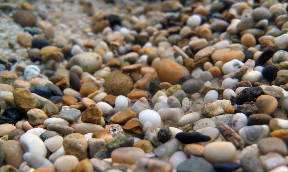 aquarium gravel